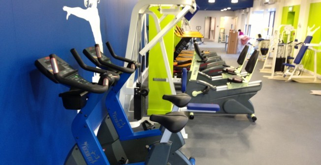 Gym Equipment Restoration in Northamptonshire