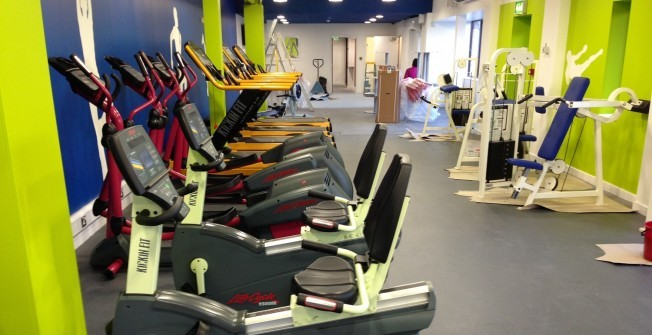 Gym Refurbishment Specialists in Abbeyhill