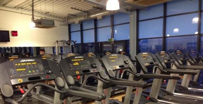 Treadmill Equipment in Abergarw