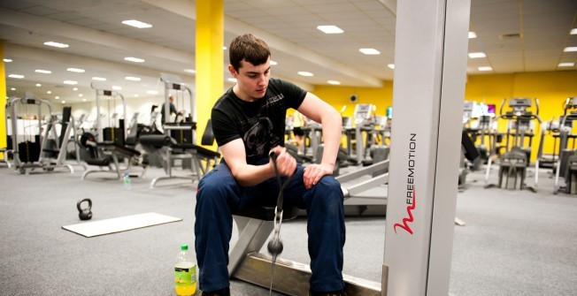 Gym Leasing Equipment in Aberlemno