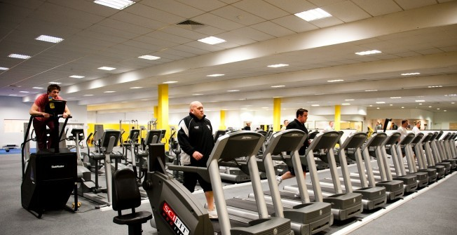 Commercial Gym Equipment Suppliers in Abbots Leigh