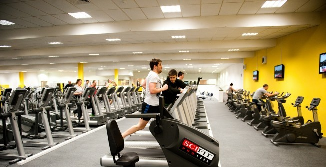 Commercial Treadmill Hire in Abbey Hey