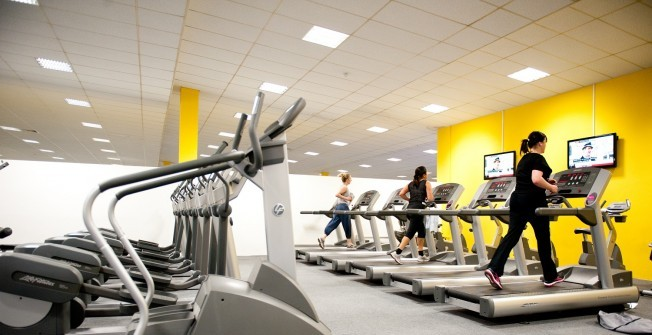 Commercial Gym Equipment in Hampshire