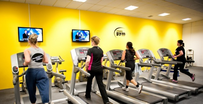 Refitting Gym Equipment in Northamptonshire