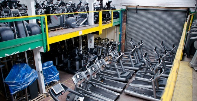 New Gym Fit Out  in Abbeyhill