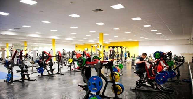 Cardio Gym Equipment  in Abbeystead